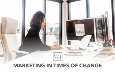 Building a Marketing Strategy in Times of Change