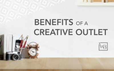Benefits of a Creative Outlet